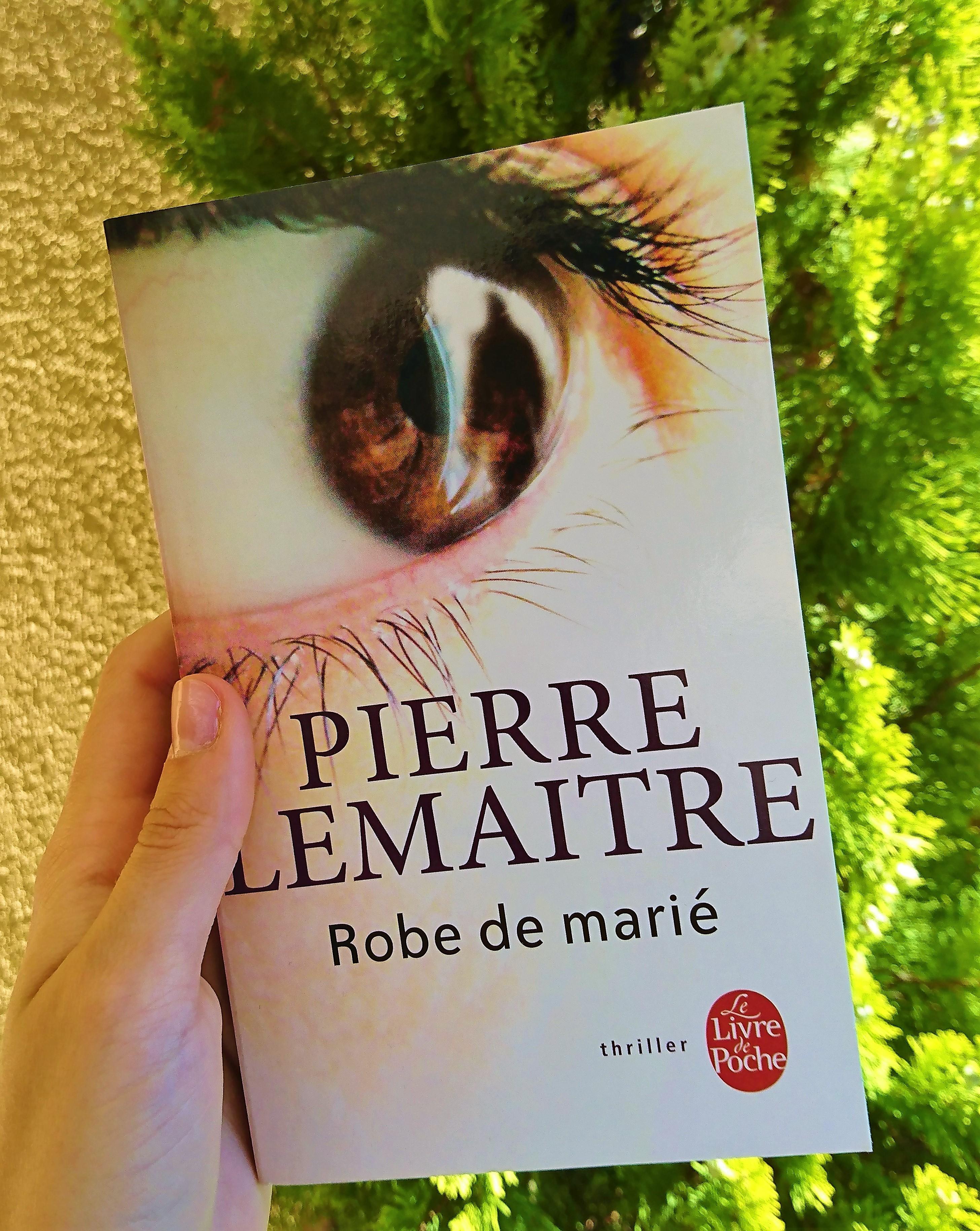 Robe de marié, Pierre Lemaitre – Le Grimoire